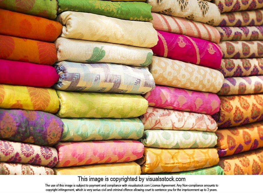 Saree Stall Fair Surajkund Shopping Retail