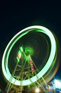 Amusement Park ; Color Image ; Creative Ideas ; El