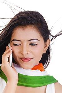 1 Person Only ; 20-25 Years ; Beautiful ; Bindi ;