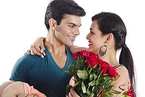 Romantic Couple Ramance Valentines Day